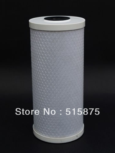 2pcs/lot,20 inch Compressed Carbon Filter / 5 micron / Big Outer Diameter 110mm,Reduce Chlorine,Bad taste and Odors Effectively(China (Mainland))