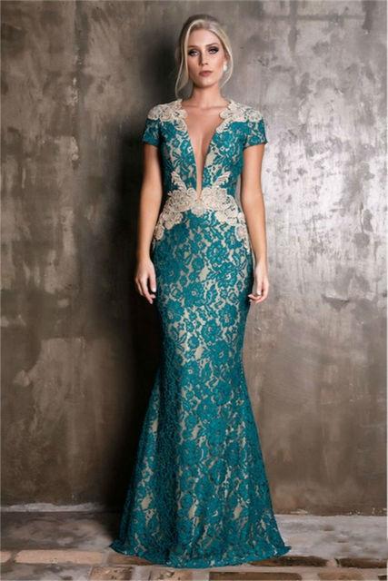Achat robe longue soiree
