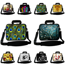 Buy Neoprene Latest Tablet PC Notebook Cases 10 12 13 14 17 15 10.1 12.8 15.6 9.7 inch Shoulder Messenger Laptop Bags Xiaomi HP for $15.72 in AliExpress store