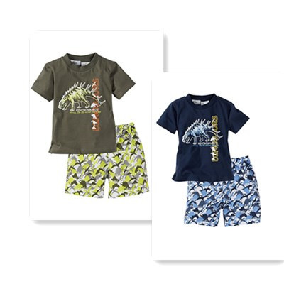 2015!!carters children clothing set kids clothes casual Baby boy's beach set t-shirt and shorts 2 pcs for summer baby clothing(China (Mainland))