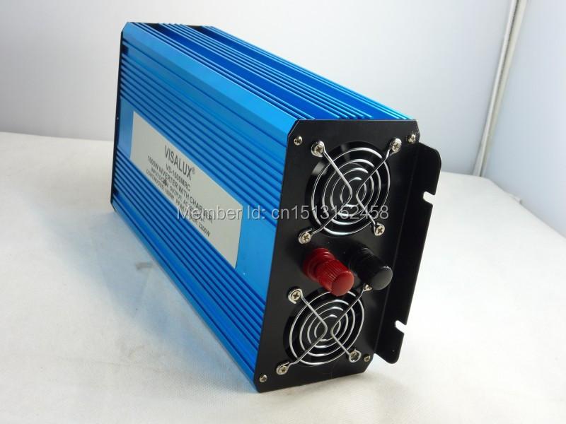 2500W Pure Sine Wave Power Inverter, Solar Inverter, Input DC12V or 24V to output 230v or 230v<br><br>Aliexpress