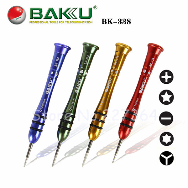 buy best 12pcs lot baku precision screwdriver set for iphone laptop cell phone. Black Bedroom Furniture Sets. Home Design Ideas