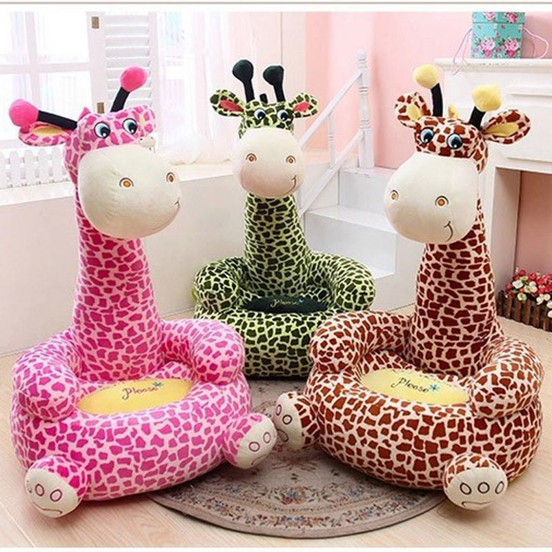 Kids beanbag sofa chairs child bean bag portable seat