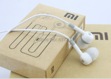 New High Quality XIAOMI Earphone Headphone Headset For XiaoMI M2 M1 1S Samsung iPhone With with Remote And MIC free shipping