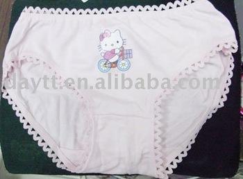 Power seller + Hello Kitty underwear for kids A961  wholesale