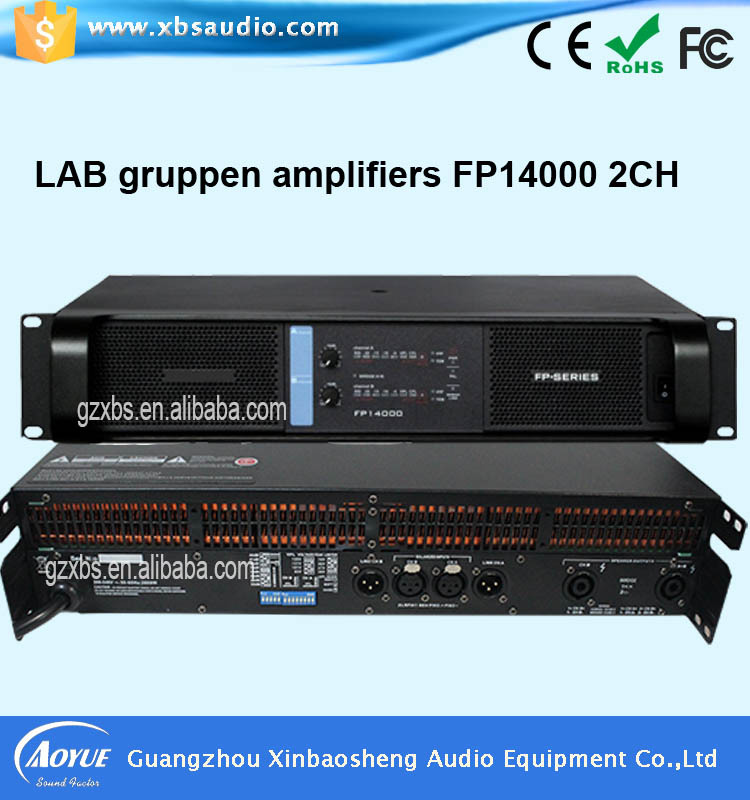 Power Amplifier 5000 Watt Power Amplifier 5000 Watts