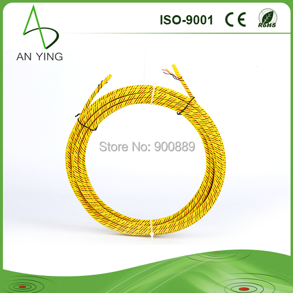 Great Quality 4-pins Localizable Water Leak Sensor Cable, Location Water Leak Detection Cable, Liquid Sensing Cable(China (Mainland))