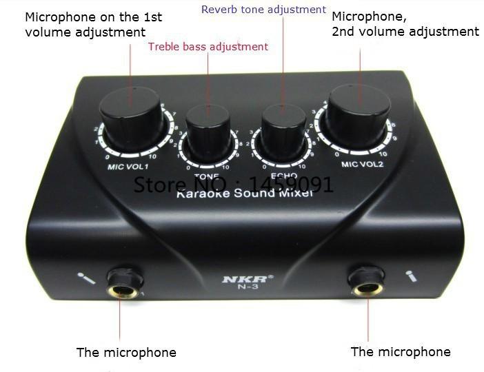 Как сделать эффект эха на микрофоне