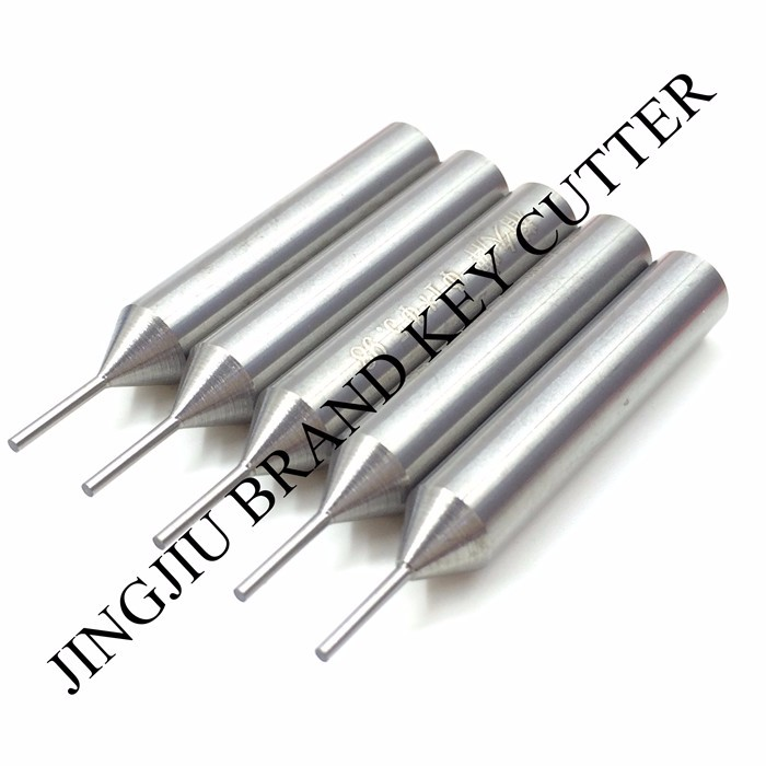 Miracle A5/A7/A9 /SEC-E9 1.0mm CARBIDE tracer point for Car Key Cutting Machines(5pcs/lot) by China post(China (Mainland))