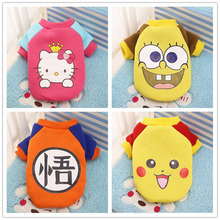 Buy Winter Warm Pet Dog Clothes Vest Soft Cotton Dog Coat Jacket Cute Cartoon Clothing Costume Small Puppy Dogs Chihuahua XS-XXL for $2.24 in AliExpress store