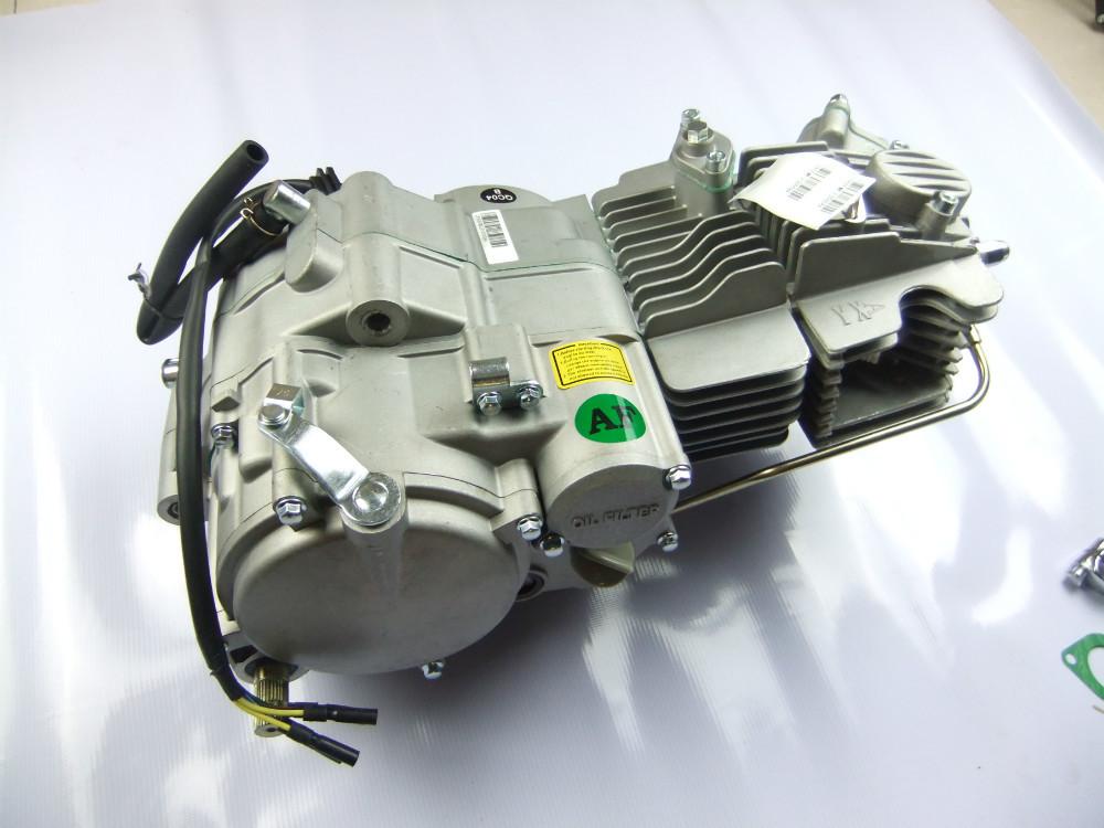 Buy Yx160 Oil Cooler Engine Kick Start