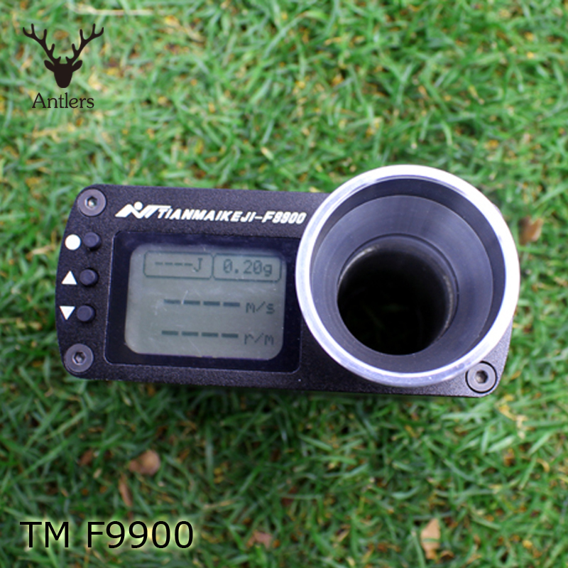 New 2015 High Poewer Speed Tester F9900 Airsoft BB Shooting Chronograph For Hunting TIANMAIKEJI F9900