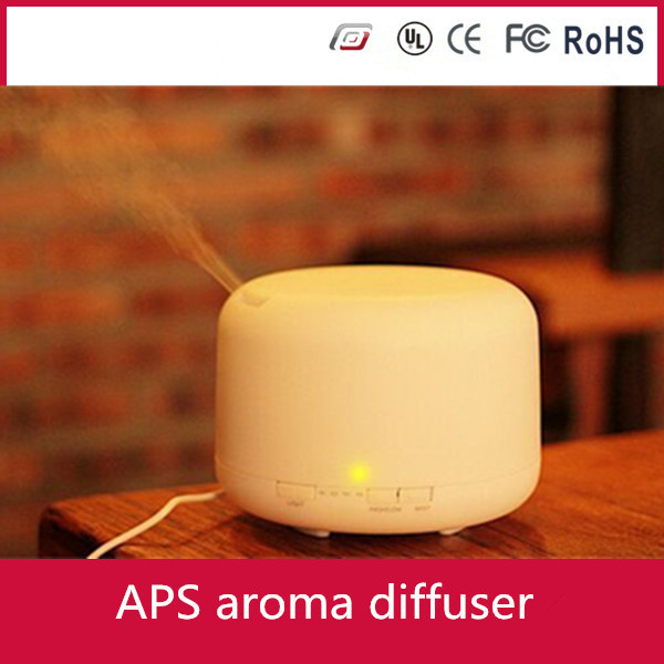 2015 new aroma diffuser 500ml essential oil diffuser wholesale(China (Mainland))