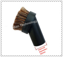 Free Shipping to Europe ! 32mm Hair Brush for Vacuum Cleaner Electrolux Round Nozzle Wholesale !