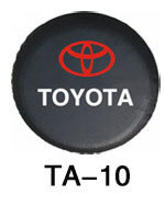 "Spare Tire Cover 0.9mm Thickness Tyre Protector 14"" 15"" 16"" 17"" inch For TOYOTA RAV4 Highlander PRADO(China (Mainland))"