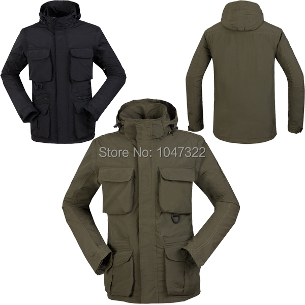 Men Lurker Shark Skin Soft Shell TAD V 4.0 Outdoor Tactical Military Jackets Waterproof Sports Army Clothing Jacket Pants