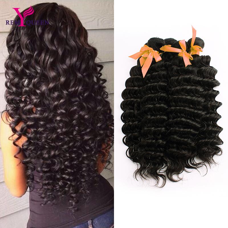 5 Bundles Malaysian Hair Weave Bundles Remy Queen Hair 6A Grade Virgin Unprocessed Human Hair Malaysian Deep Curly Virgin Hair<br><br>Aliexpress