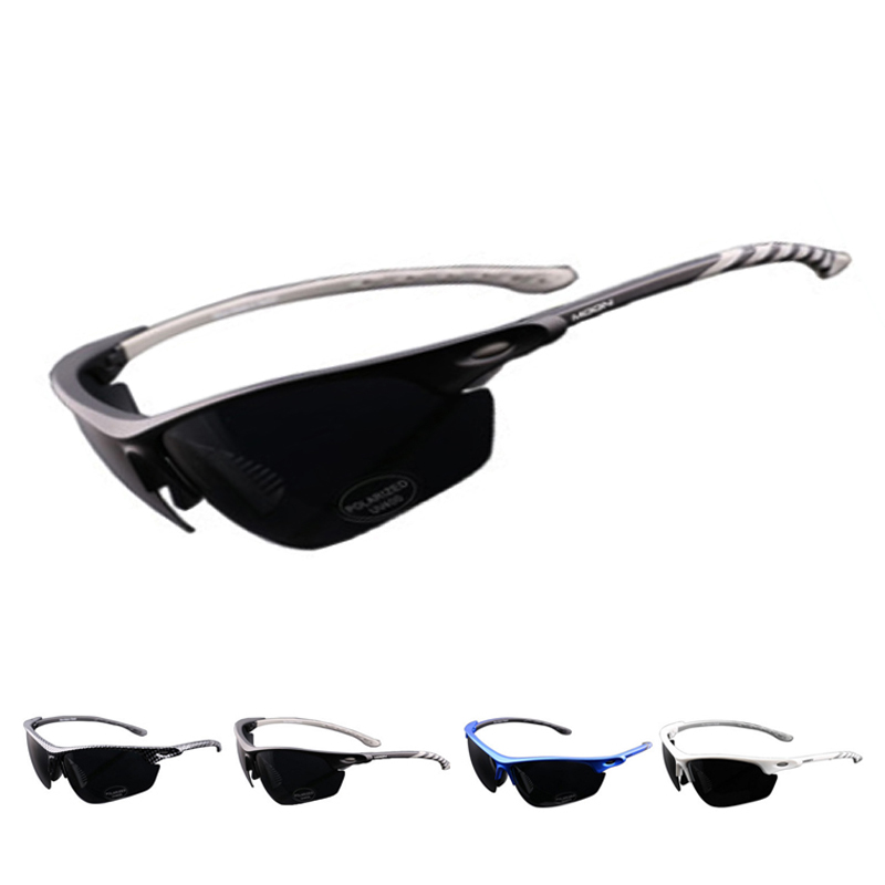 MOON  Polarized Cycling Glasses Mountain Bike Cycling Eyewear Outdoor Sports Cycling Sunglasses 3 Colors UV 400 Oculos Ciclismo<br><br>Aliexpress