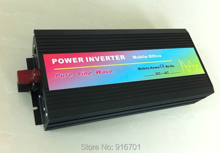 aurinko invertteri 3000w Free Shipping, 3000W Off Grid Tie Pure Sine Wave Inverter for Wind Turbine/Solar System(China (Mainland))