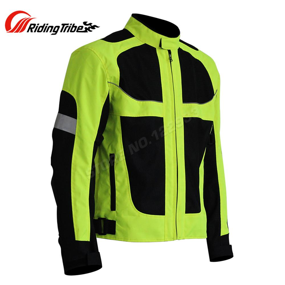 Riding Tribe Men Motocross Off-Road Racing Wind Coat Clothing Breathable Waterproof Windproof Motorcycle Touring Riding Jacket(China (Mainland))
