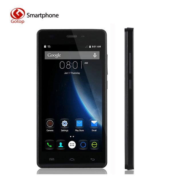 Оригинальный Doogee X5 Android 5.1 MTK6580 четырехъядерный смартфон 5.0 HD 1280 * 720 3G двойной Сим 1 ГБ ОЗУ 8 ГБ ПЗУ Мобильный телефон