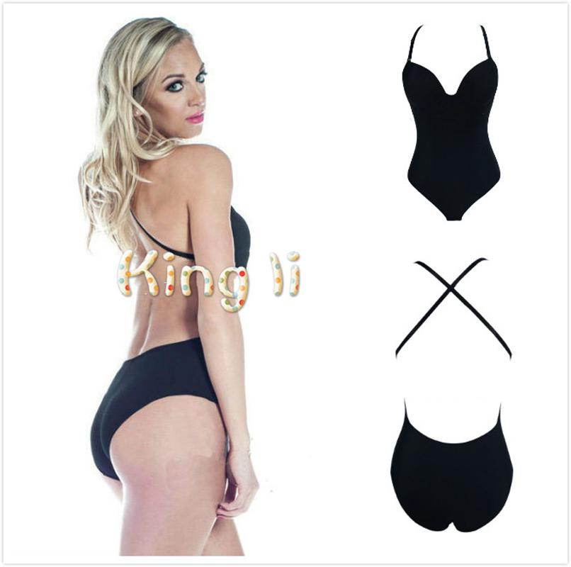 Women backless under dress garment shapewear full bottom for What bra to wear with wedding dress