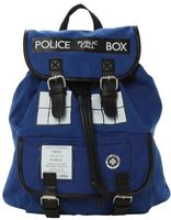 Dr. Who Tardis Backpack women Buckle Slouch Doctor Who Tardis bag women backpack School bags for teenagers children kids QM201