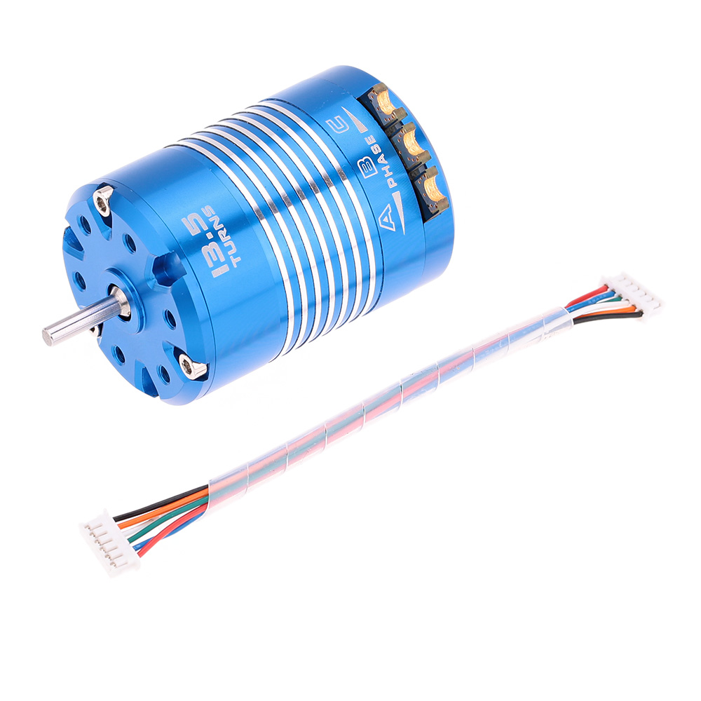 540 13.5T Sensored Brushless Motor for 1/10 RC Car Auto Truck Parts(China (Mainland))