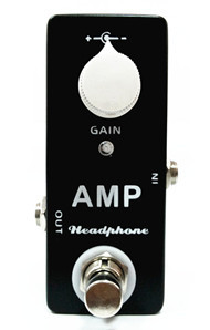Mini Amp Headphone Guitar Effect Pedal(China (Mainland))