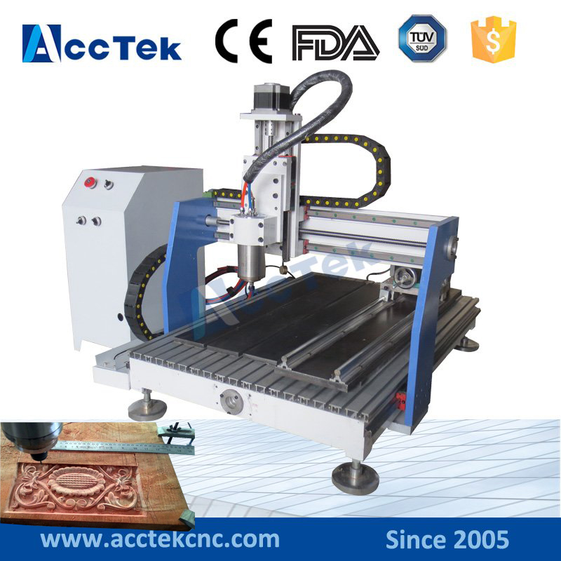 Best quality desktop mini cnc kit AKG6090 for wood, MDF, acrylic, stone, aluminum/diy cnc router kits/used mini milling machine ручка шариковая centrum смайлы 0 7мм цвет чернил синий 87016