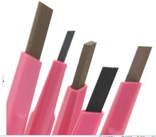 1Pcs automatic eyebrow pencil makeup 5 style paint for eyebrows brushes cosmetics brow eye liner tools brow pencil