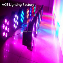 Buy 12pcs/lot Free&Fast American DJ 7x 12W RGBW 4IN1 LED SlimPar LED Stage Uplighting factory directly sale for $289.80 in AliExpress store