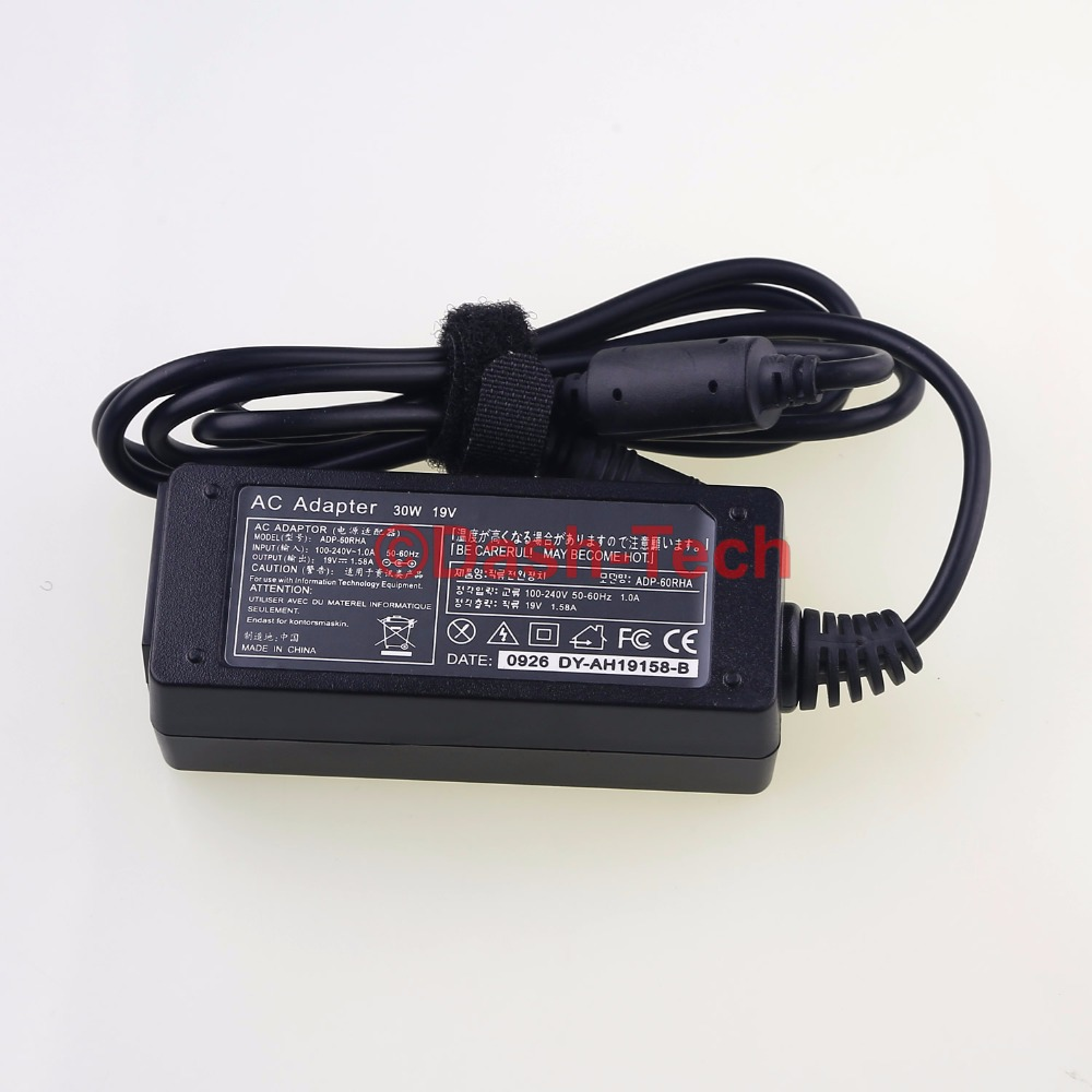 Replacement AC Adapter Power 30W 19V 1.58A 5.5*1.7mm For Acer Aspire one ZG5 One A110 A150 531h For Dell Inspiron Mini 9 10 12<br><br>Aliexpress