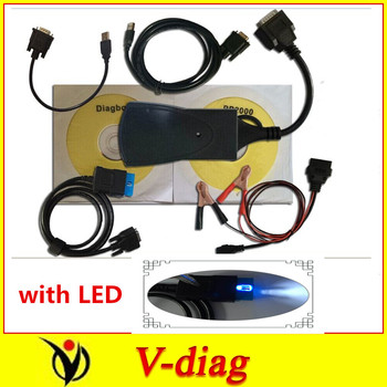 with LED CABLE diagbox 7.56 software 2014 Best price lexia3 Diagnostic Tool pp2000 lexia 3,lexia-3