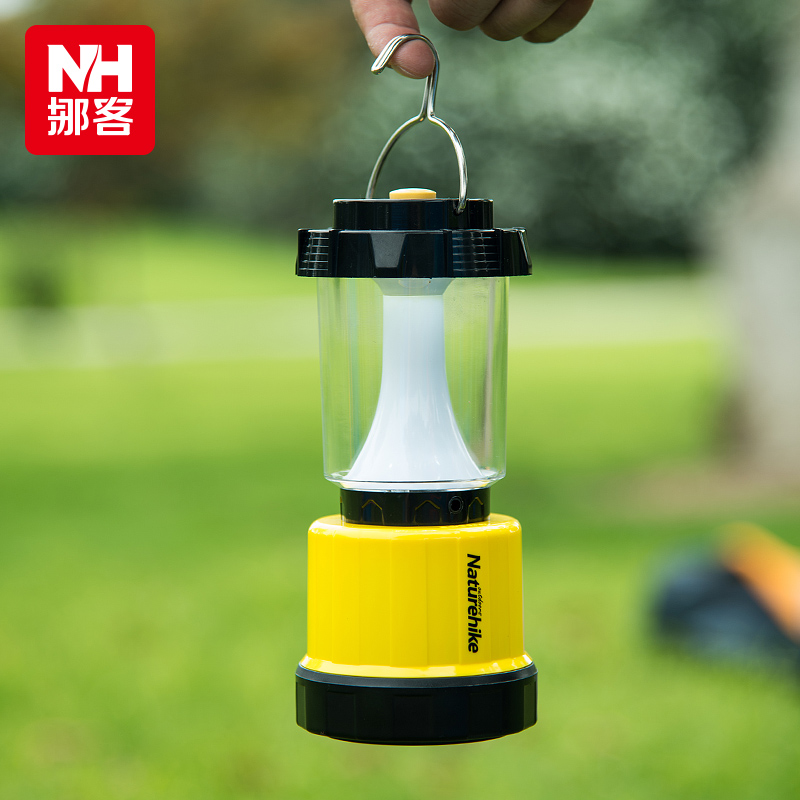 NH outdoor tent camp lamp light camping lamp battery rechargeable emergency lamp LED portable ...