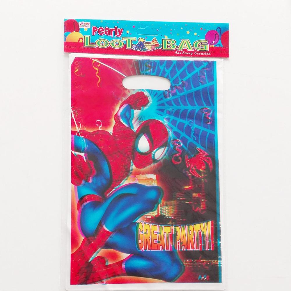 Acquista all ingrosso online spiderman sacchetti di