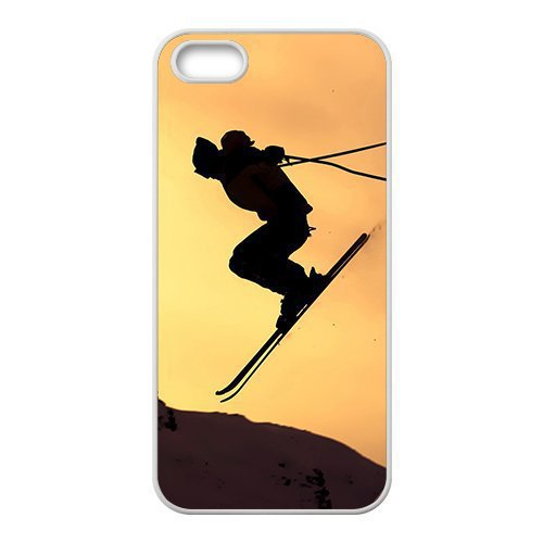 NEW Skiing Special Cover case for iphone 4 4s 5 5s 5c 6 6s plus samsung galaxy S3 S4 mini S5 S6 Note 2 3 4 z1719(China (Mainland))