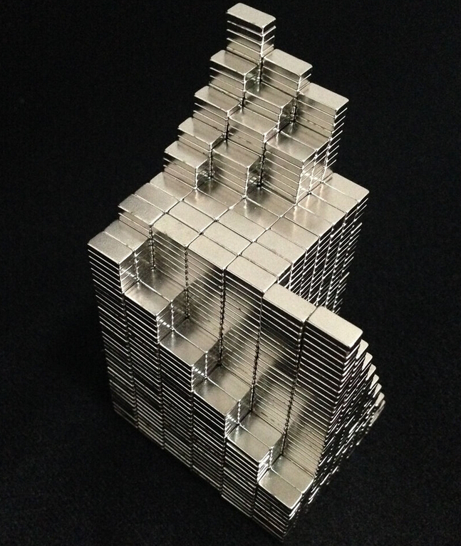 Wholesale 50pcs N35 Super Strong Cube Magnets 10mm*5mm*2mm Rare Earth Neodymium Magnet(China (Mainland))
