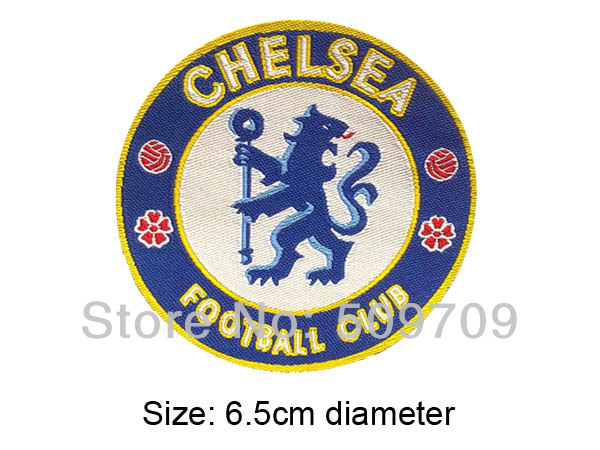 UK Football team Logo Woven Label Patch of Sticker, Soccer team Iron On Patch Wholesale, DIY Cloth Accessories(China (Mainland))