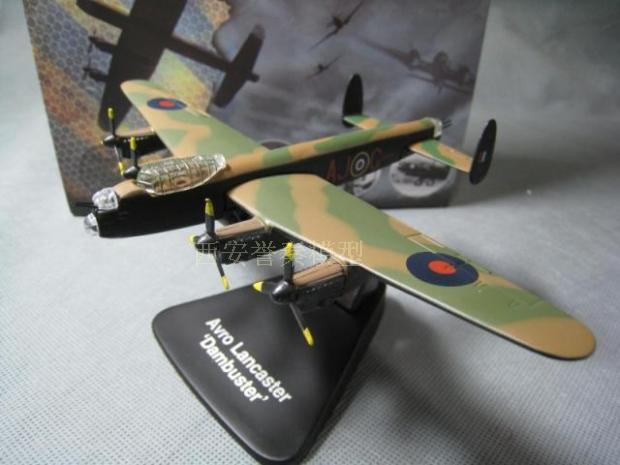 ATLAS 1/144 the British Lancaster bomber of World War II 01 special alloy finished product model<br><br>Aliexpress