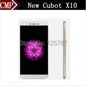 Russian Cubot X10 Waterproof Cell Phone MTK6592 Octa Core Android 4.4 5.5 Inch 1280X720 2GB RAM 16GB ROM 13.0MP+8.0MP(China (Mainland))