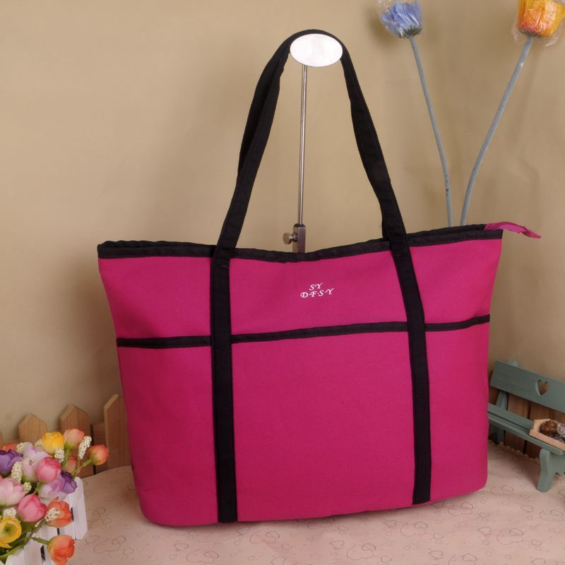 Big Bags 2012 One Shoulder Mmobile Preppy Style Book Bags