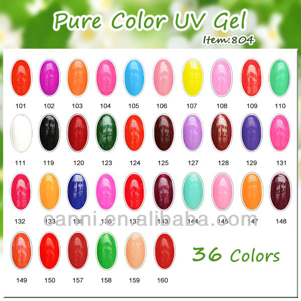 CANNI bulk buy from china pink pure colors uv gel,pure color uv gel 1000ml(China (Mainland))
