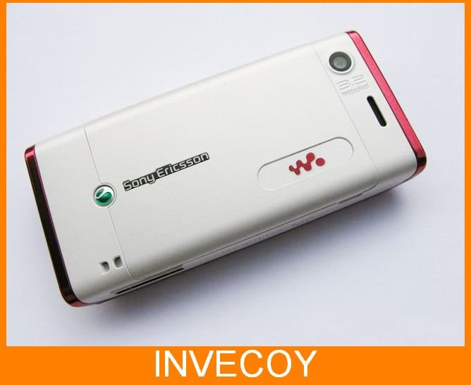 W595 Original Sony Ericsson W595 Unlocked Cell Phone 3G 3.15MP slider with freeship