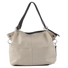 Women Bag 2015 High Quality Leather Top-Handle Bags Women Messenger Bags Bolsa Feminina Women Leather Handbags Lady Shoulder Bag(China (Mainland))