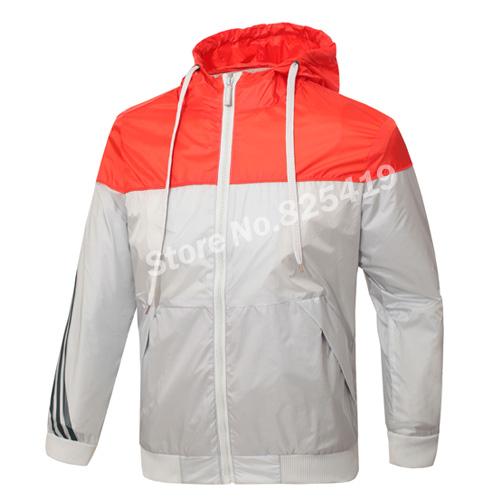 2015 New Spring And Autumn Men Jacket New Fashion Casual Sport Jacket Thin Men Windbreaker Hooded Coats(China (Mainland))