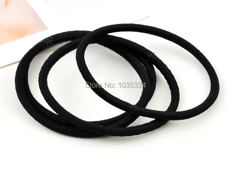 Lady Up Elastic Hair Ties Cute Ribbon Kit Ponytail Hair Holders Color Hair Band Accessories Bachelorette Party Bridal Showers No Crease For Girls Women -Black (20 pieces) Add To Cart There is a problem adding to cart.