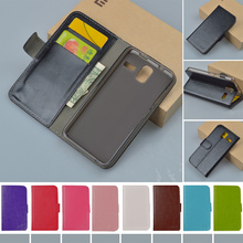 Buy J&R Brand Luxury PU Leather Soft Case Lenovo S580 Cover Flip Wallet Stand Phone Bag Card Holders 9 Colors for $3.74 in AliExpress store