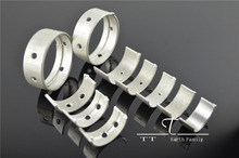 8pcs/set Motorcycle Engine Parts For Honda VFR400 VFR21 NC21 STD Main Crankshaft Crank shaft Bearing