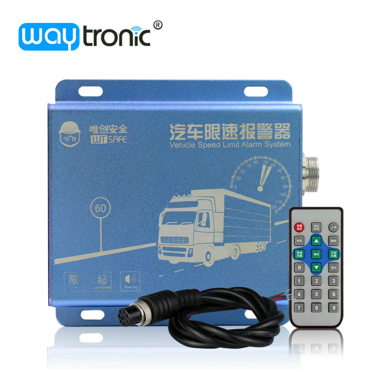 Diesel Electric Vehicle Truck Speed Limiter Speed Governor Warning Alarm System For Bus Or Special Vehicles(China (Mainland))